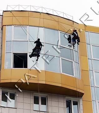 Услуги промышленных альпинистов во владимире