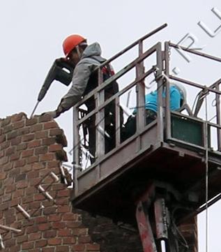 Промышленные альпинисты москва электрик